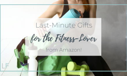 Last-minute gifts for the fitness-lover from Amazon